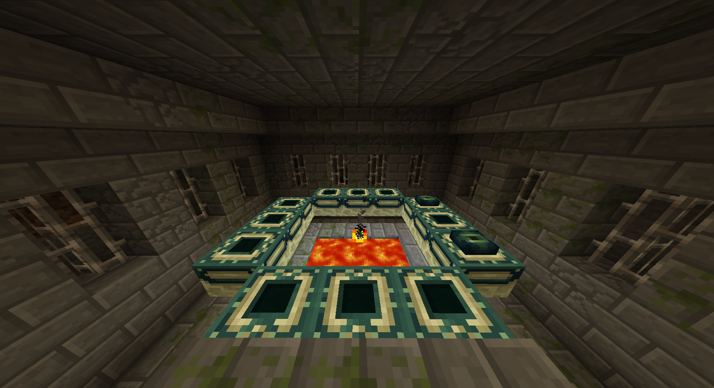 Diagram Album Minecraft The End - Download More Maps, Diagram And Concept Wiring Diagram