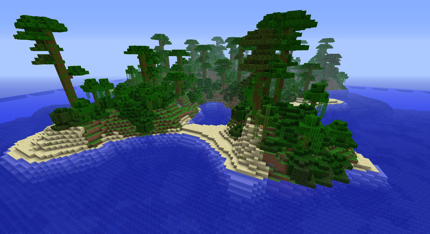 Ultimate Survival Islands