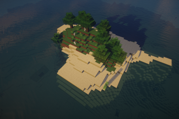stronghold island