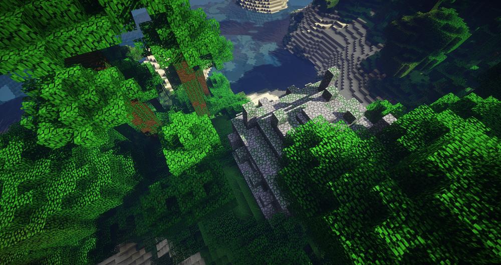 The Jungle Temple of Diamonds and Bones 2