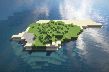 minecraft how to find chaos island